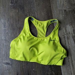 Nike sports bra L